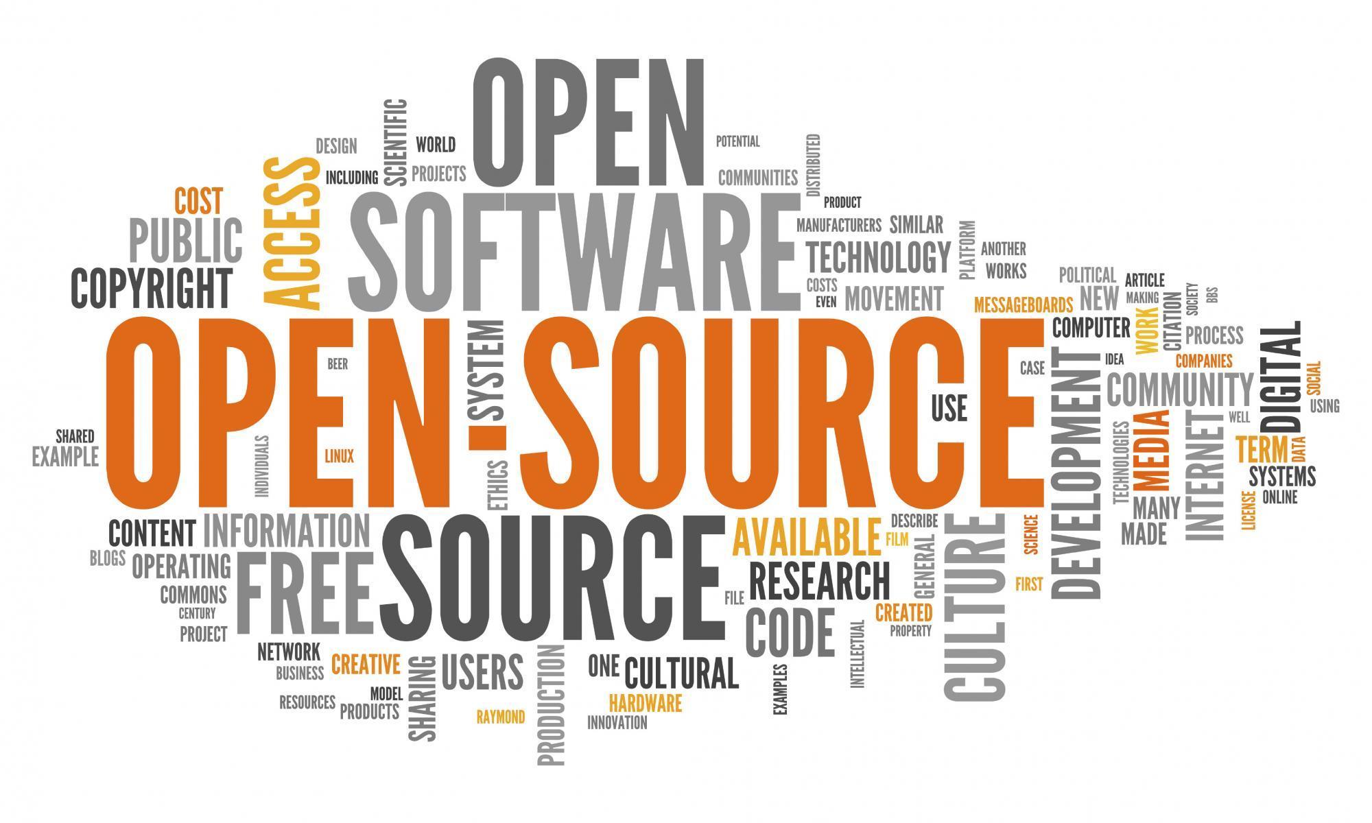 Logiciels Open Source